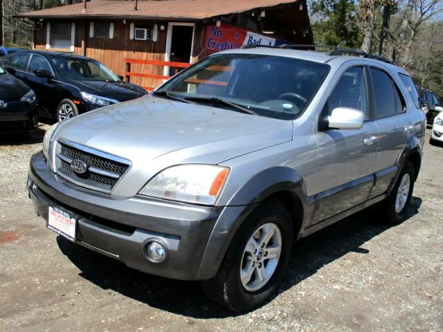 2003 Kia Sorento EX 4WD