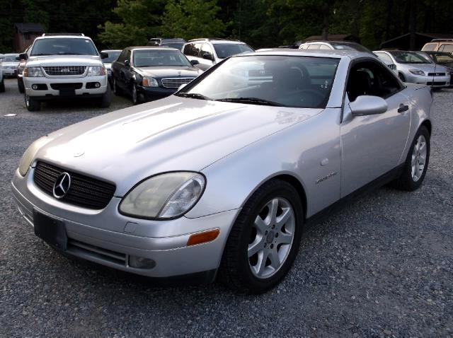1998 Mercedes-Benz SLK