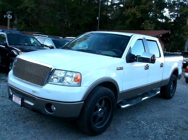 2006 Ford F-150 Lariat SuperCab 5.5-ft. Bed 4WD