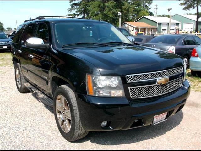 2007 Chevrolet Tahoe LTZ 4WD