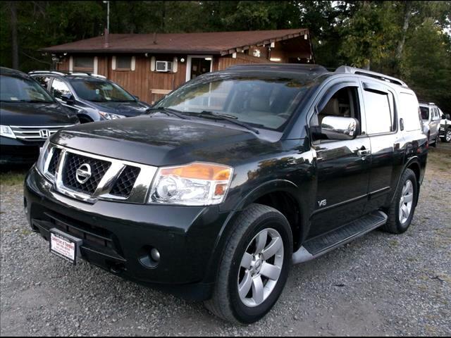 2008 Nissan Armada LE 4WD