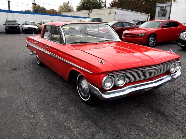 1961 Chevrolet Impala Base