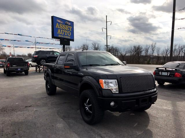 2010 Ford F-150 FX4 SuperCrew 4WD - LIFTED SUSPENSION