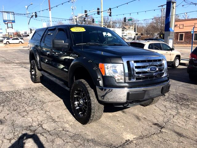 2012 Ford F-150 XLT SuperCrew 4WD - LIFTED SUSPENSION