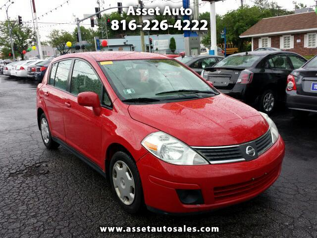 used 2007 nissan versa for sale in kansas city mo 64110 asset auto. Black Bedroom Furniture Sets. Home Design Ideas
