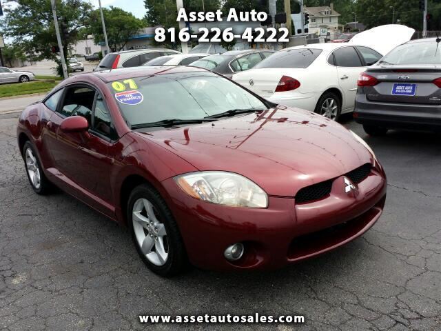used 2007 mitsubishi eclipse gt for sale in kansas city mo. Black Bedroom Furniture Sets. Home Design Ideas