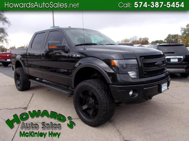 2014 Ford F-150 Supercrew FX4 4WD