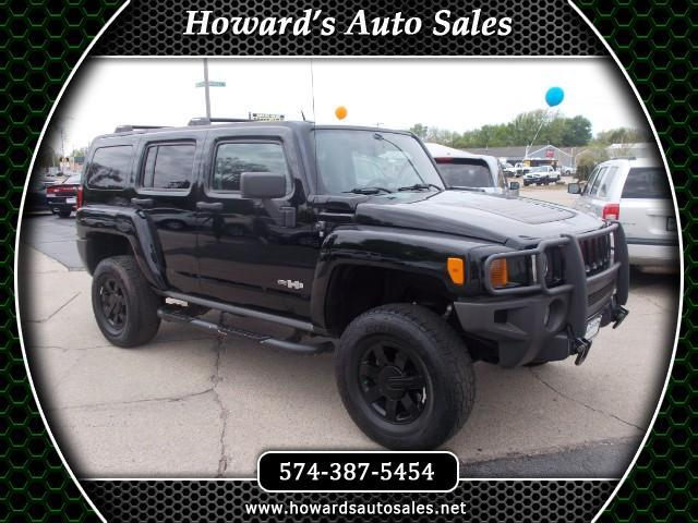 2007 HUMMER H3 Tactical Edition
