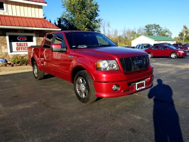 2007 Ford F-150 FX2 SuperCrew 6.5-ft. Bed 2WD