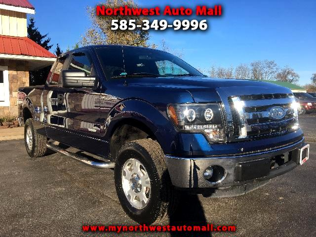 2011 Ford F-150 XLT Extended Cab Std Bed 4WD