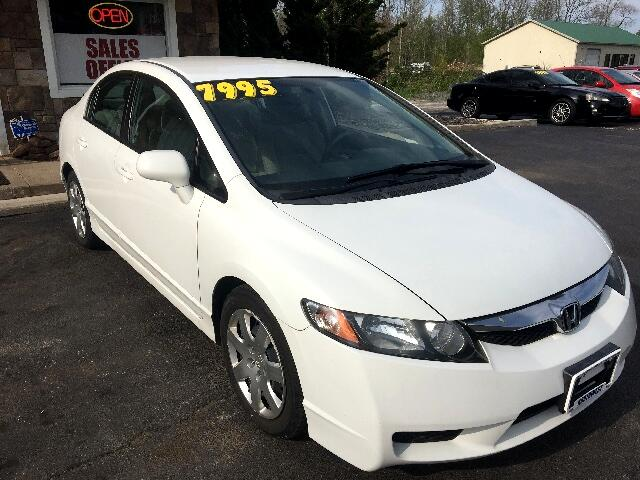 2011 Honda Civic 4dr Sdn EX Auto w/Side Airbags