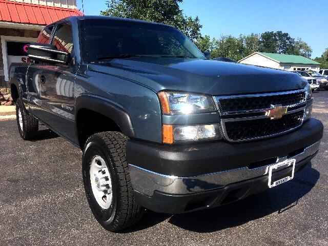 2007 Chevrolet Silverado Classic 2500HD LS Ext. Cab 4WD