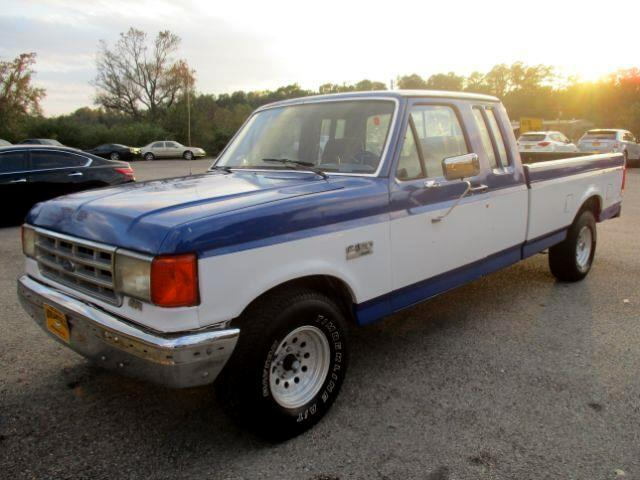 1987 Ford F-150 SuperCab 2WD