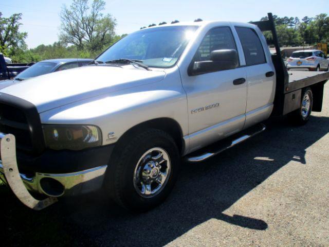 2004 Dodge Ram 3500 Quad Cab 2WD