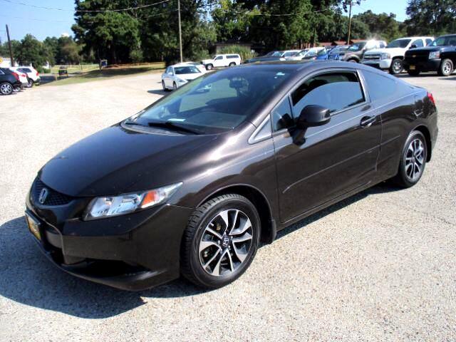 2013 Honda Civic EX Coupe 5-Speed MT