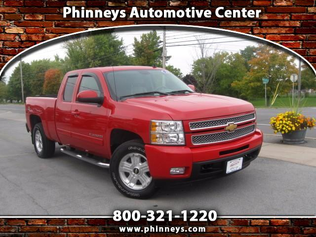 2013 Chevrolet Silverado 1500 LTZ Ext. Cab Long Box 4WD