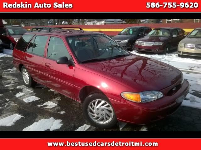 1999 Ford Escort Wagon SE