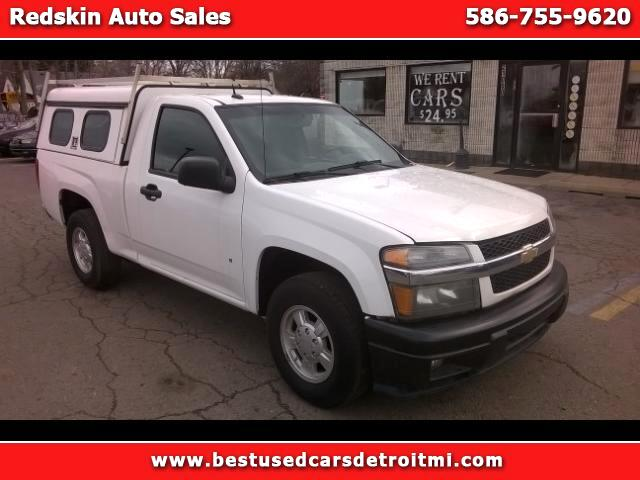 2008 Chevrolet Colorado LT1 2WD