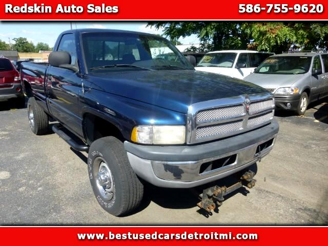 2001 Dodge Ram 2500 Reg. Cab Long Bed 4WD