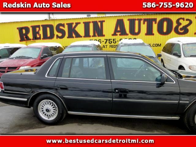 1993 Lincoln Continental Executive