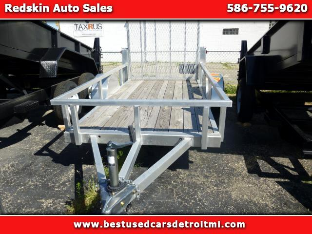 2011 Forest River COA510A Open Aluminum Trailer