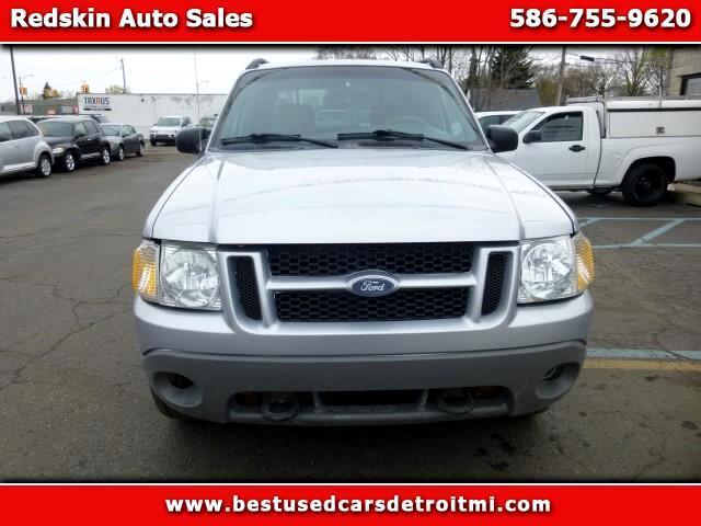 2002 Ford Explorer Sport Trac 4WD Premium