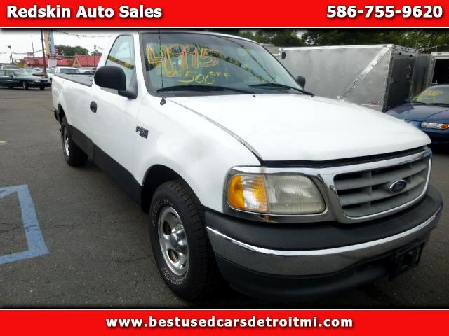 2000 Ford F-150 XLT Reg. Cab Long Bed 2WD