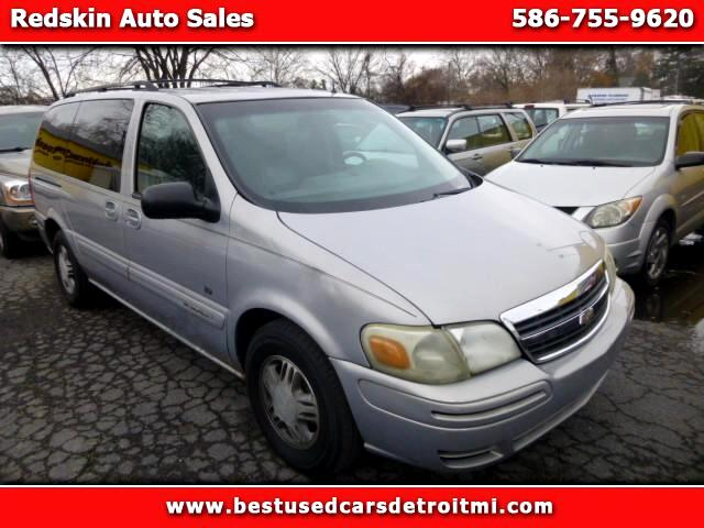 2001 Chevrolet Venture LT Extended with ABD Seats