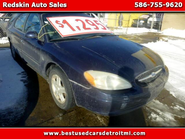 2002 Ford Taurus Wagon SEL Deluxe