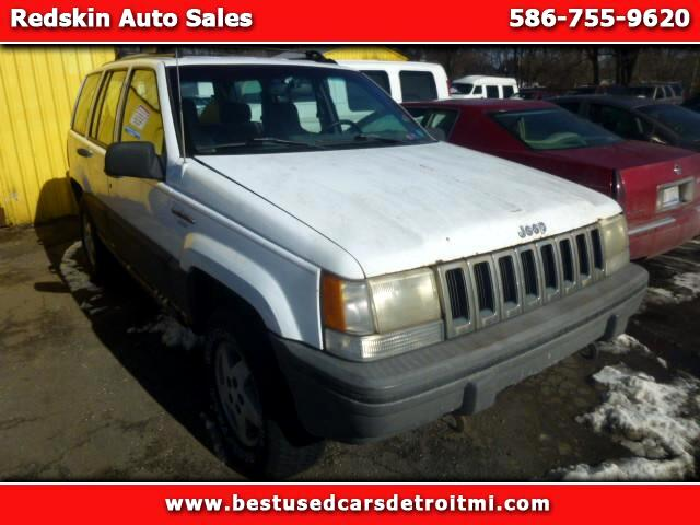 1994 Jeep Grand Cherokee SE 4WD