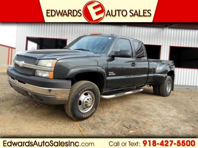2004 Chevrolet Silverado 3500 LS Ext. Cab 2WD