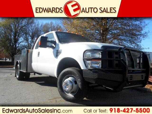 2009 Ford F-350 SD FX4 SuperCab Long Bed DRW 4WD