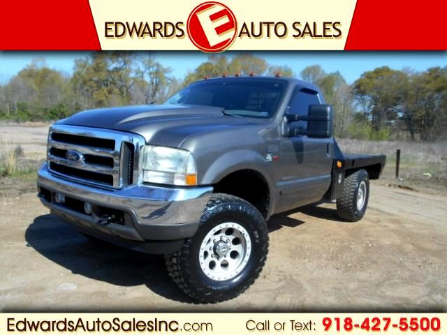 2002 Ford F-250 SD XL 4WD