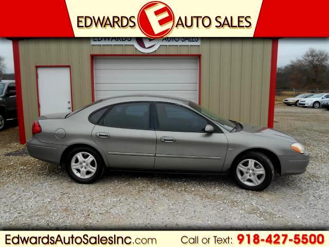 2001 Ford TAURUS SEL SEL