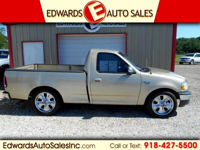 1999 Ford F-150 XLT Reg. Cab Short Bed 2WD