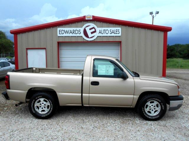 2004 Chevrolet Silverado 1500 LS Short Bed 2WD