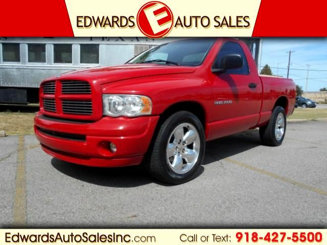 2003 Dodge Ram 1500 Reg. Cab Short Bed 2WD