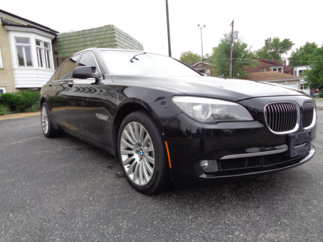 2010 BMW 7-Series 750Li xDrive