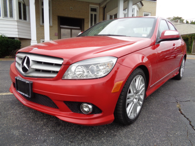 2008 Mercedes-Benz C300 leather