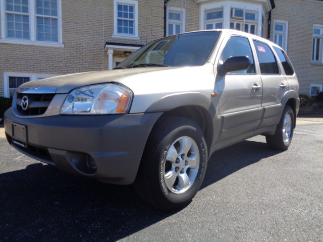2001 Mazda Tribute DX V6