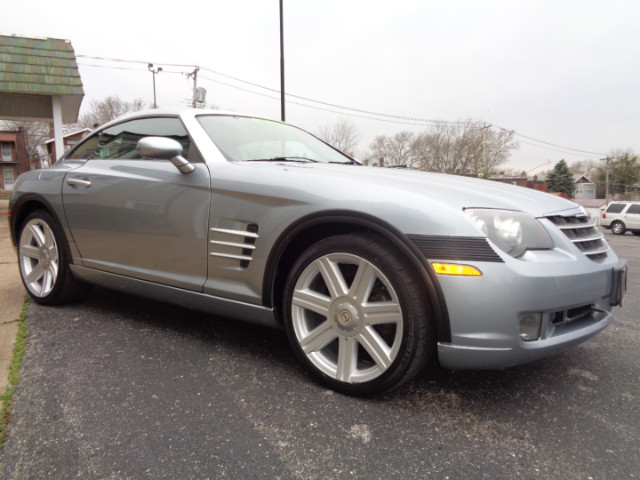 2006 Chrysler Crossfire Coupe Limited