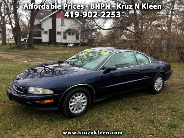 1998 Buick Riviera Coupe