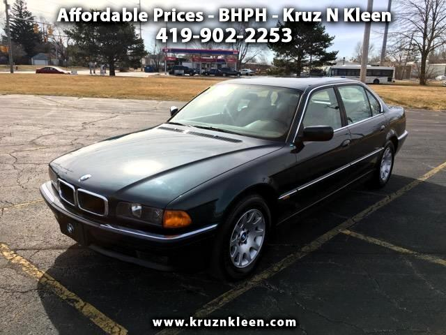 1996 BMW 7-Series 740iL
