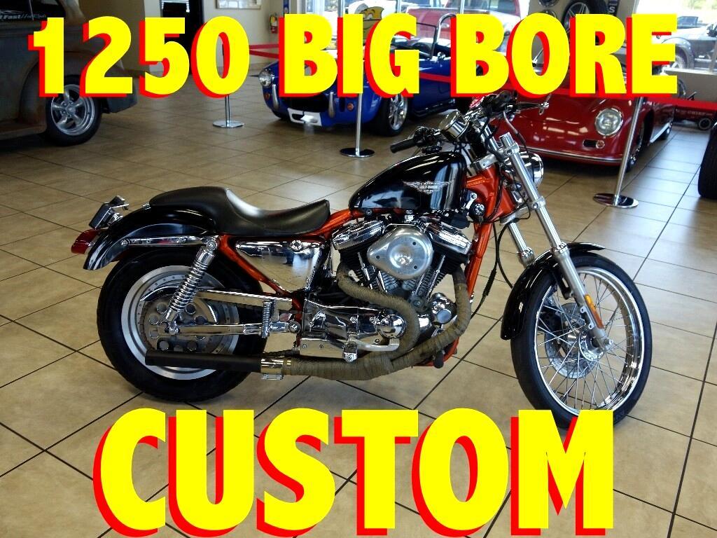 1999 Harley-Davidson XL 883C Custom