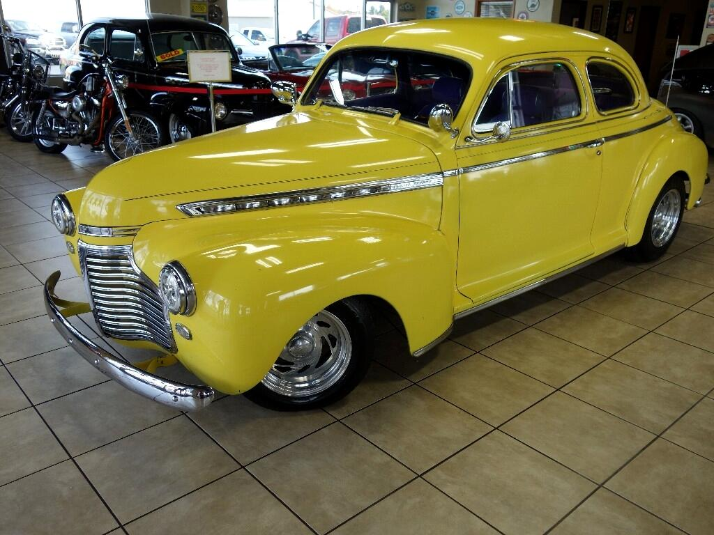 1941 Chevrolet 2 Door Hot Rod