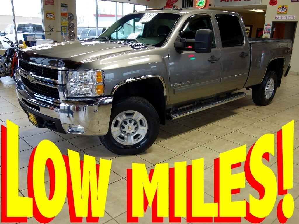 2009 Chevrolet Silverado 2500HD LT Crew-Cab Short Box 4WD