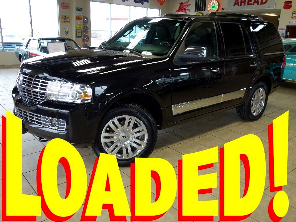 2012 Lincoln Navigator Luxury 4WD