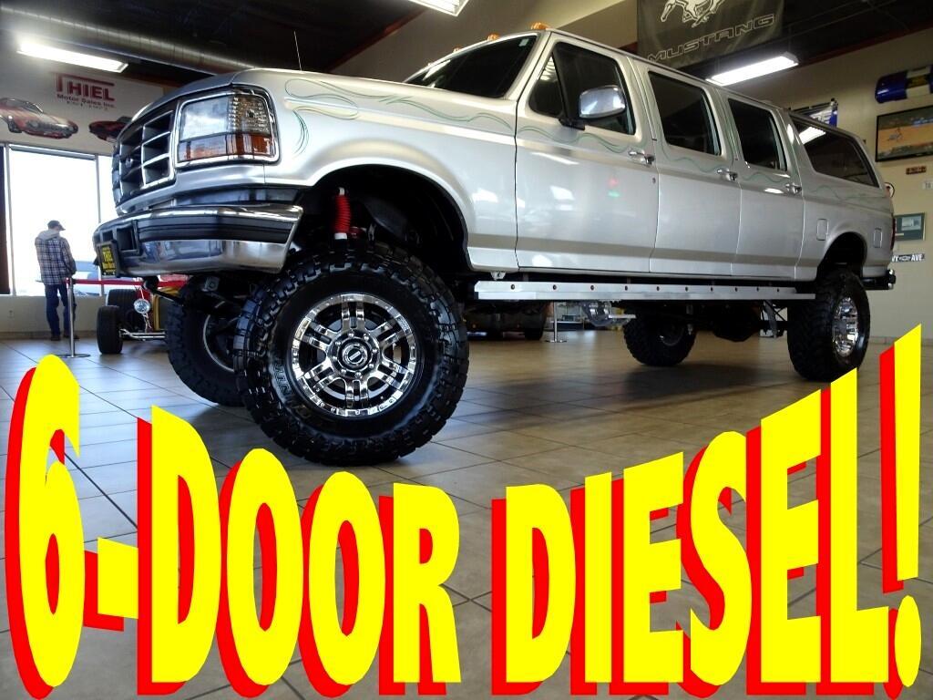 1993 Ford Bronco 6-DOOR STRETCHED CUMMINS DIESEL