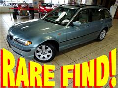 2004 BMW 3-Series Sport Wagon