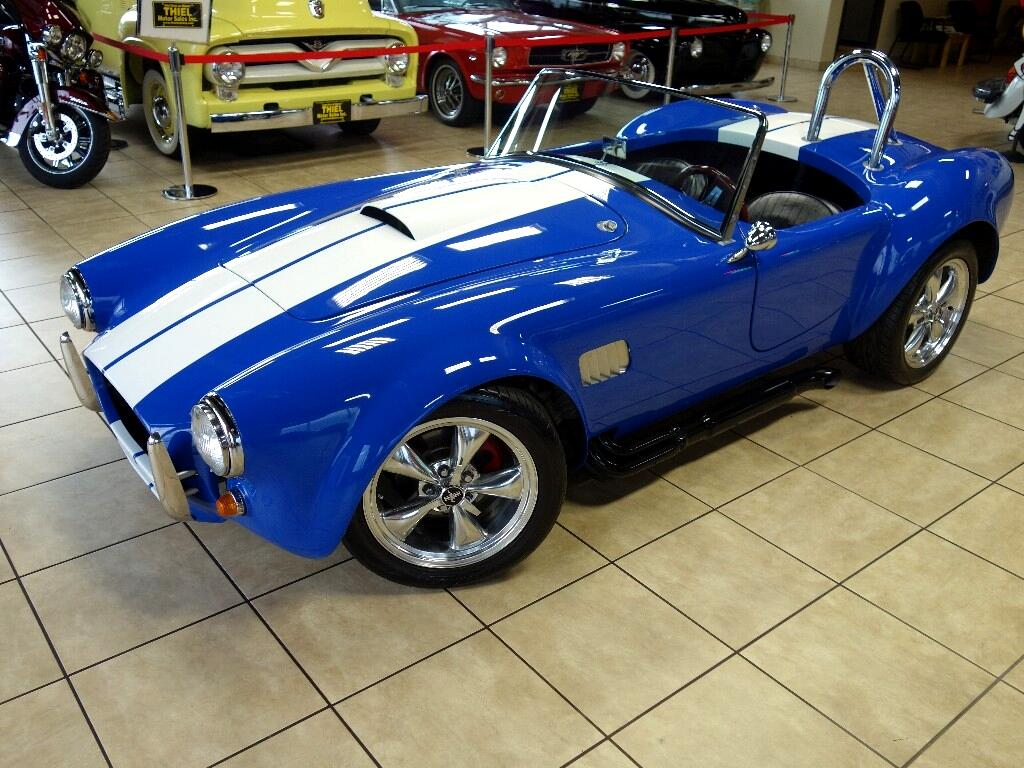 1966 Cobra Custom AC Cobra Replica